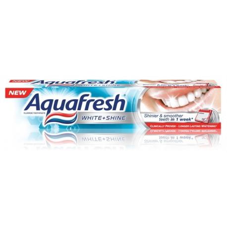Паста за зъби Аквафреш White&Shine 0,075