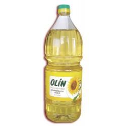 Слънчогледово олио Olin 2l