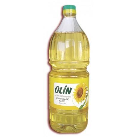 Слънчогледово олио Olin 2