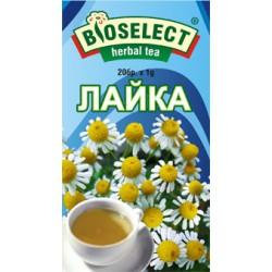 Чай Bioselect Лайка 1.2g/20бр.