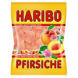 HARIBO Праскови бонбони 200g