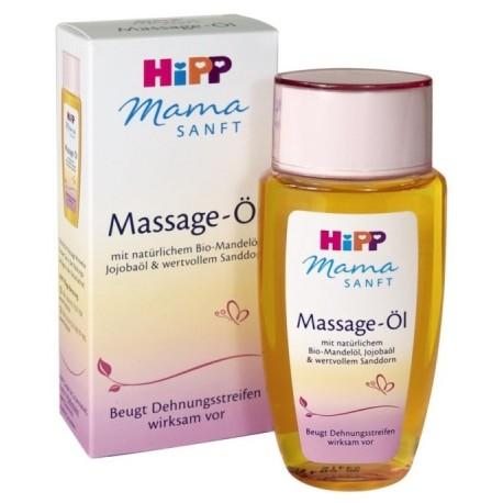 Масажно олио HIPP 100ml против стрии