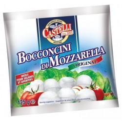 Моцарела хапки BOCCONCINI CASTELLI 125g