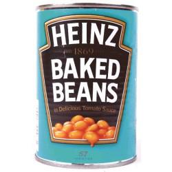 Боб Heinz печен в доматен сос 415g
