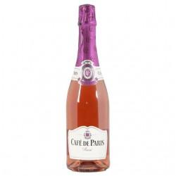 Пенливо вино CAFE DE PARIS РОЗЕ 750ml
