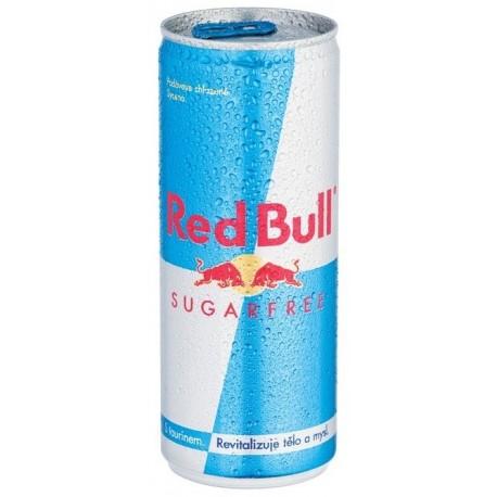 Енергийна напитка Red Bull без захар 250ml