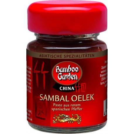 Чили паста САМБАЛ ОЛЕК BAMBOO GARDEN 50g