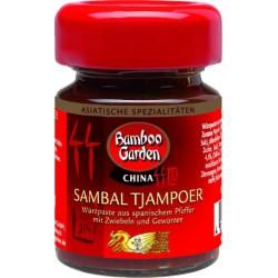 Чили паста САМБАЛ ДЖАМПОЕР BAMBOO GARDEN 50g