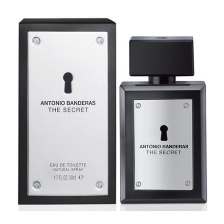 Тоалетна вода SECRET Antonio Banderas 50ml