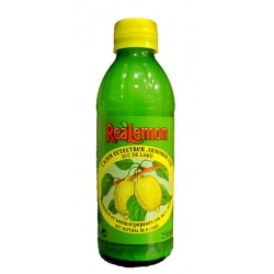 ЛИМОНОВ СОК REALEMON 250ml