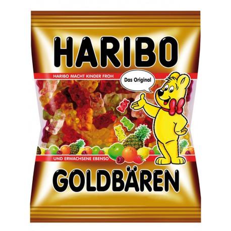 Харибо златни мечета бонбони 0,200