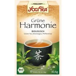 Био чай Зелен баланс 17х1,8g YOGI TEA